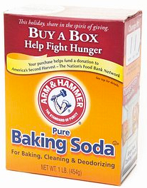 Arm & Hammer Baking Soda, $2.99 at drugstore.com