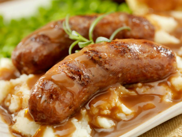 British Bangers And Mash Bangers and mash recipe