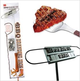BBQ Branding kit