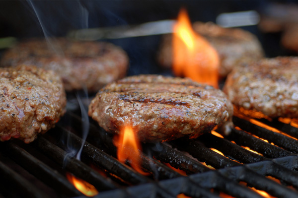 how to make juicy hamburgers on the grill