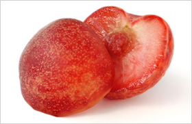 Pluot and Aprium