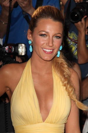 Blake Lively doesn't work out or eat right