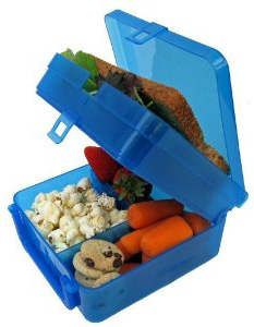 BrightBin lunchboxes