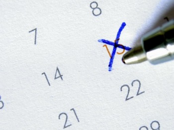 Calendar due date