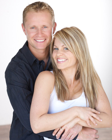 Candace Cameron Bure and husband Val