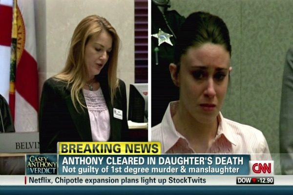Casey Anthony Speaks