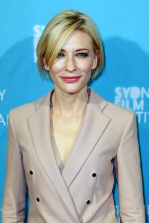 Cate Blanchett's in Woody Allen film
