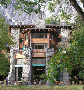 The Ahwahnee Hotel, Yosemite National Park