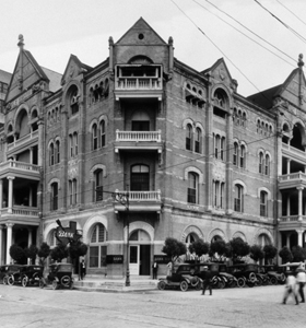 The Driskill Hotel, Austin