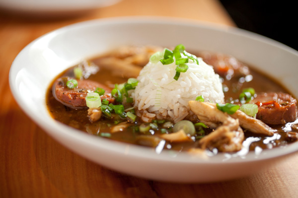 Chicken gumbo