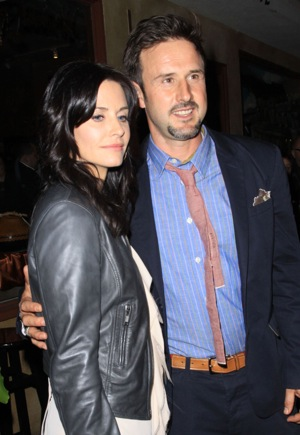 Courtney Cox and David Arquette official divorce