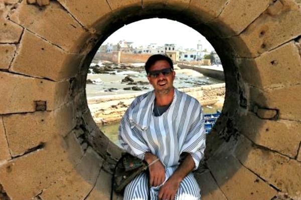 Manhood at 40: Mazel Tov, David Arquette!
