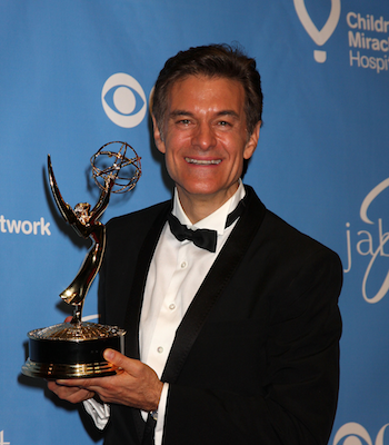 Dr Oz emmy
