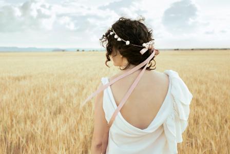eco-friendly bride