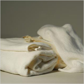 bamboo towel set (