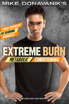 Mike Donavanik's Extreme Burn: Metabolic Conditioning