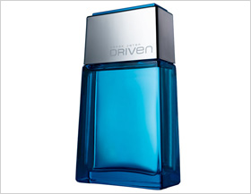 Derek Jeter's exclusive fragrance, Driven
