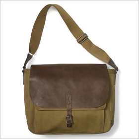 stylish, durable messenger bag