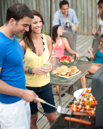 Host a barbecue without breaking the bank