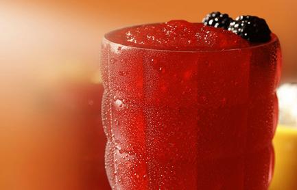 Summery adult beverages