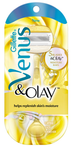 Gillette Venus & Olay razor, $11.99 at drugstore.com