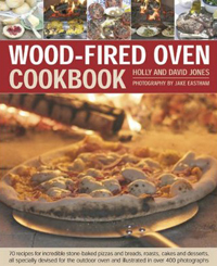 Wood-Fired Oven Cookbook ($18)
