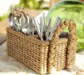 Beachcomber Flatware Caddy