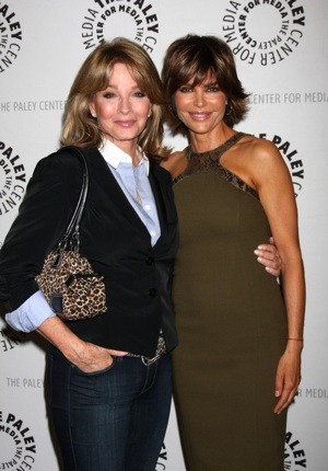 Deidre Hall and Lisa Rinna