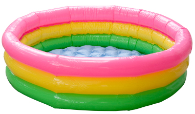 Kiddie pool