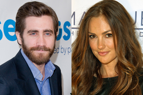 Jake Gyllenhaal dated Minka Kelly