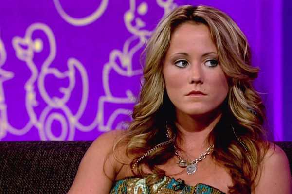 Jenelle Evans busted with bad boy fiance