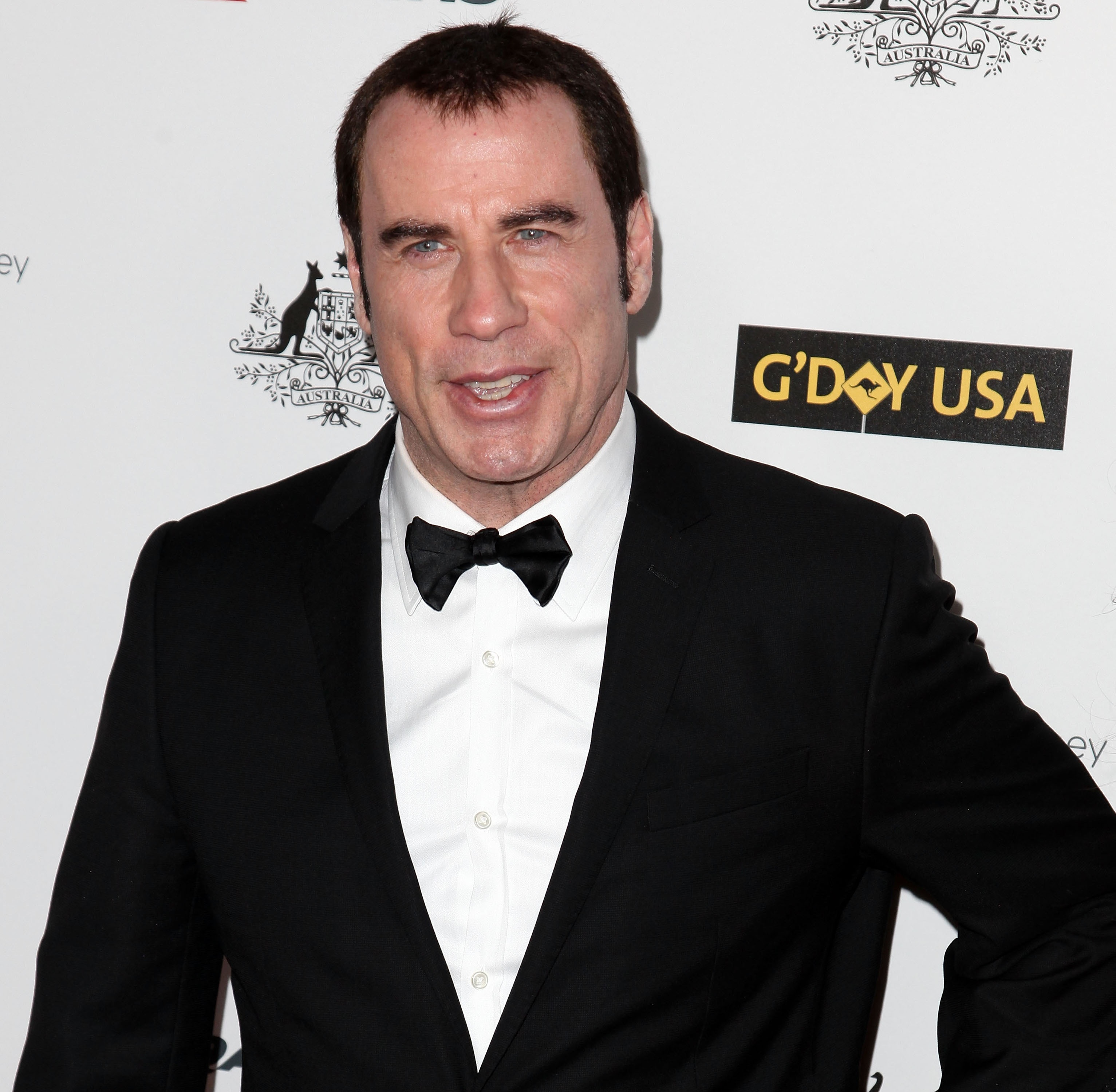 John Travolta back in trouble for a book about bath houses