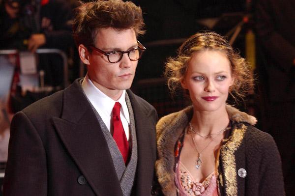 Johnny Depp & Vanessa Paradis part ways