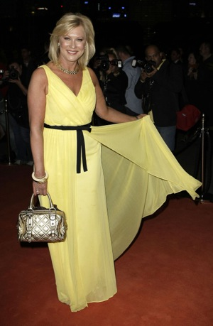 Kerri-Anne Kennerley on cancer