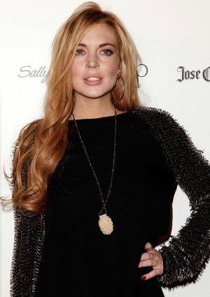 Lindsay Lohan hospitalized