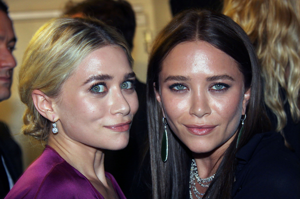 Mary-Kate Olsen and Ashley Olsen the target of PETA