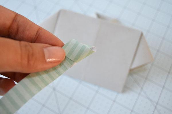 Dia dos Pais cartão camisa: Amarrar um nó de gravata