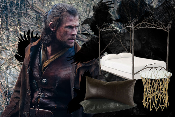 Get the look from Snow White and the Huntsman