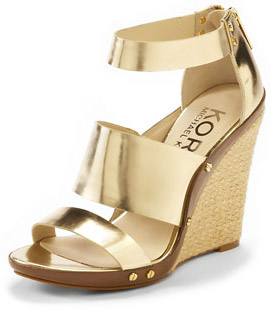The Eliza Wedge by Michael Kors