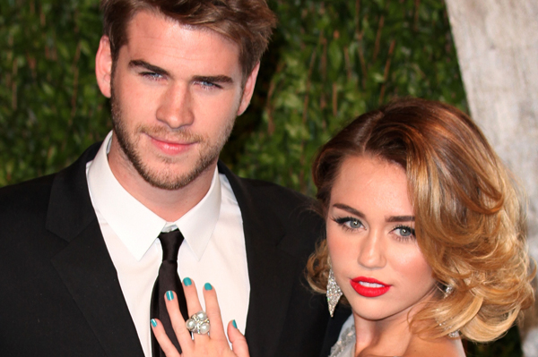 Miley Cyrus and Liam Hemsworth met on Nicholas Sparks set