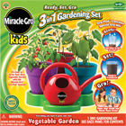 Miracle-Gro 3-in-1 Gardening Set