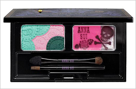 Anna Sui Eye and Lip Beach Palette in Ocean