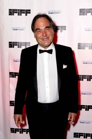Oliver Stone gets trippy