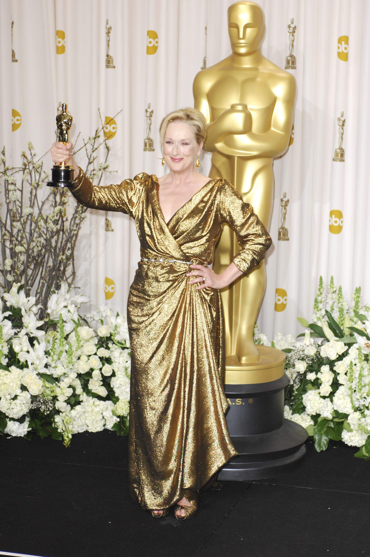 Oscars hair