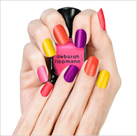 Run the World set ($45) from Deborah Lippmann