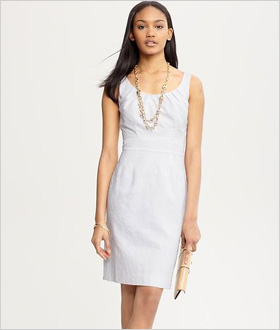 sophisticated sheath dress