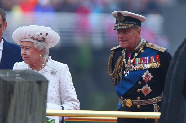 Queen's Jubilee winds down -- without Philip
