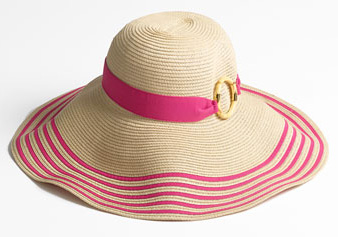 floppy hat by ralph lauren