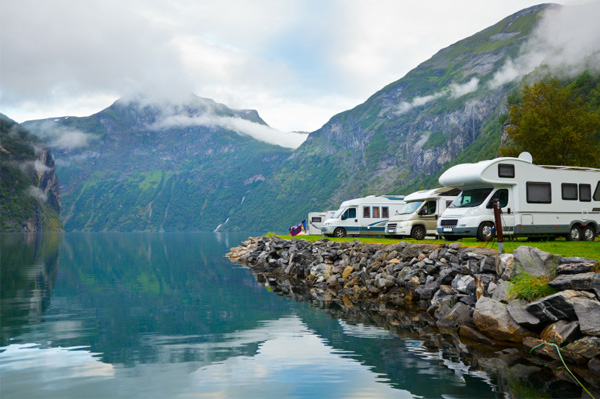 4 Family-friendly RV campgrounds