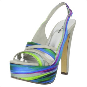 Michael Antonio Kaya Open Toe Pump